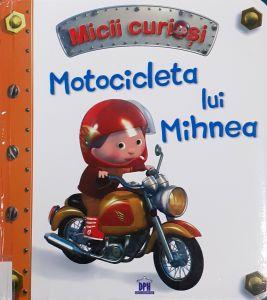 """""""Motocicleta lui Mihnea"""", de Émilie Beaumont"""