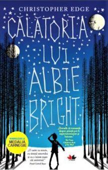 """""""Călătoria lui Albie Bright"""", de Christopher Edge"""