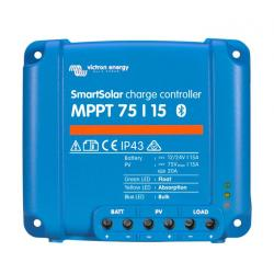 Solarladeregler Smart Solar MPPT 75/15 von victron energy