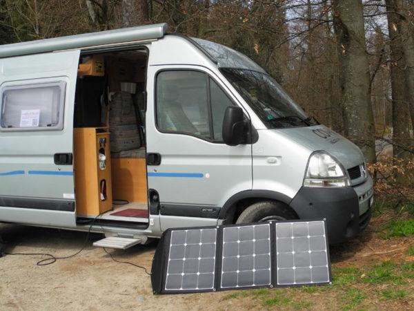 FSP 2 120W Ultra von Offgridtec, ein portables Hochleistungs-Solarmodul der Spitzenklasse