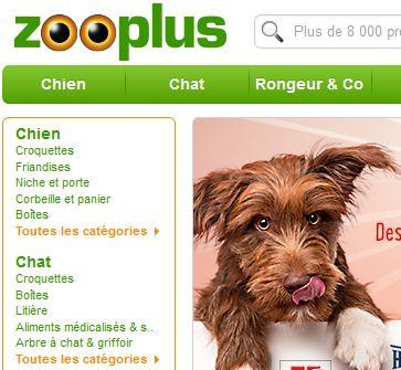 Parrainage Zooplus