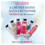 bons plans l'occitane