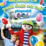 Chasse aux oeufs playmobil funpark