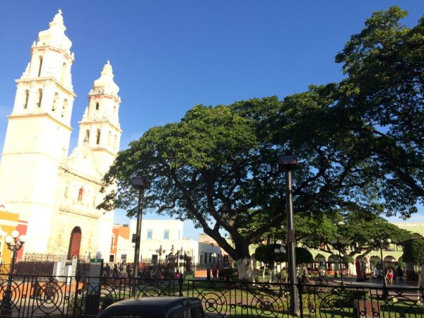 Mexique Carnet de voyage 2 Campeche