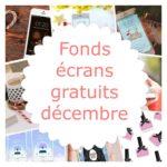 Fonds ecrans gratuits decembre