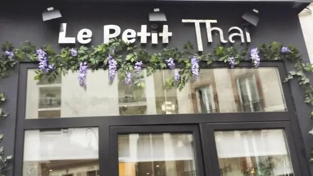 avis restaurant le petit thai puteaux