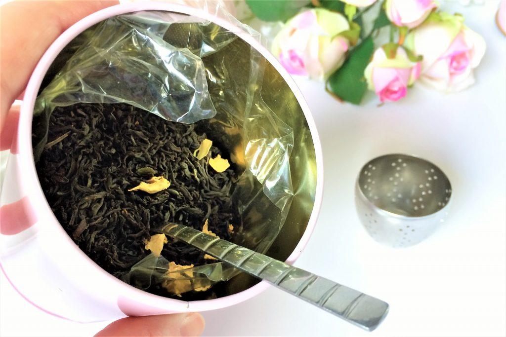 la bonne dose de thé