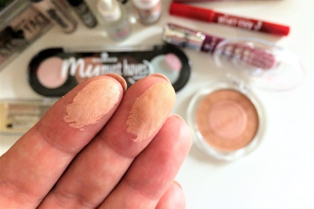 avis essence maquillage pas cher