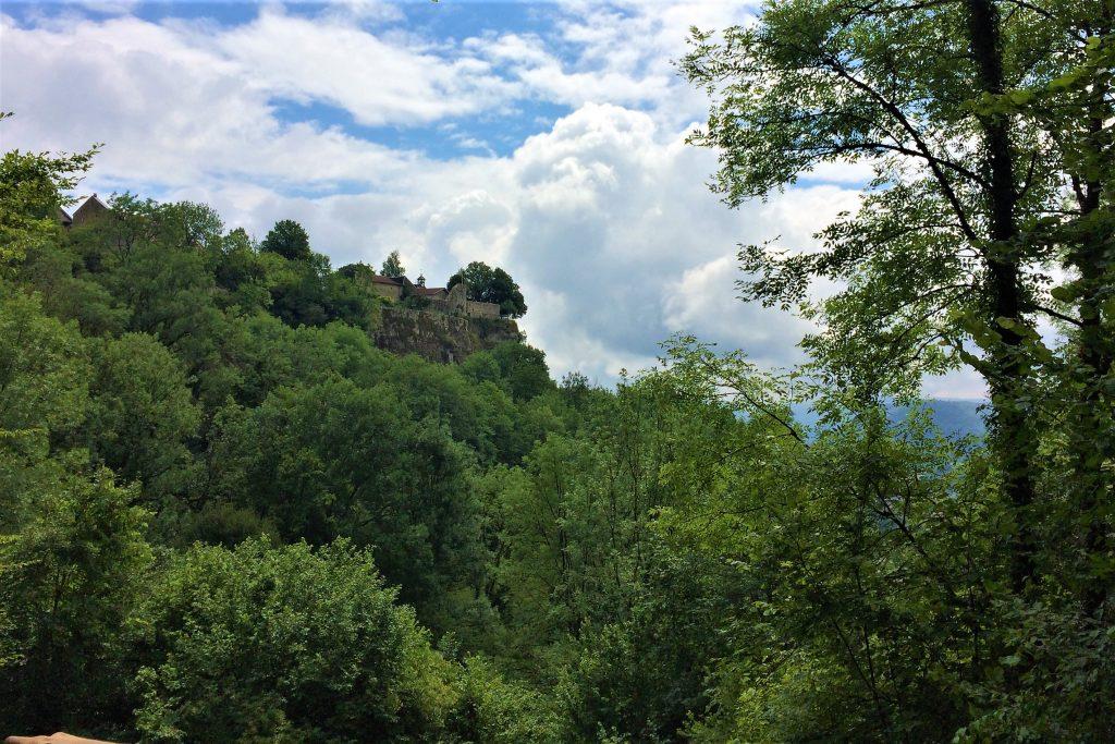randonnée à Ornans sur les traces de Courbet