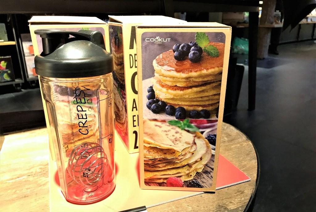 kit crepes et pancakes