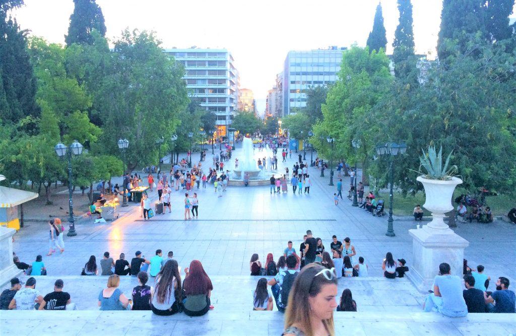 Mon carnet de voyage en Grèce ! athenes