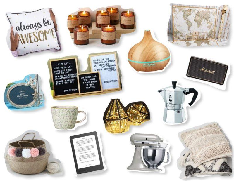 Plus de 40 idées cadeaux pour femme pour ce Noel 2017 !
