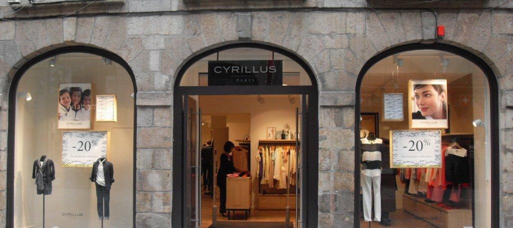 cyrillus outlet destockage
