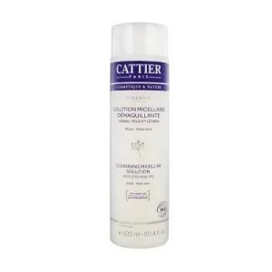 CATTIER – Solution micellaire demaquillante
