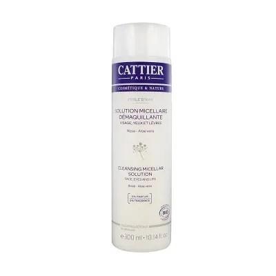 CATTIER - Solution micellaire demaquillante