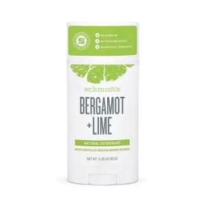 SCHMIDT'S – Deodorant Naturel Lime Bergamote