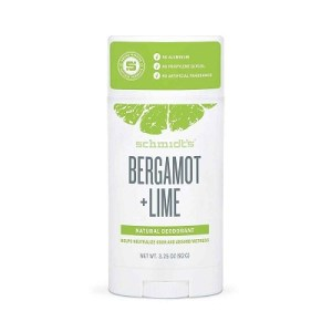 SCHMIDT'S – Deodorant Naturel Lime Bergamote