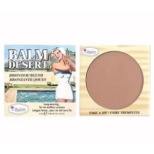 THE BALM COSMETICS – Bronzer Balm desert