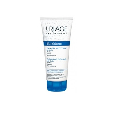 URIAGE-Bariederm-Cica-gel-nettoyant