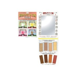 THE BALM COSMETICS – Palette contourning