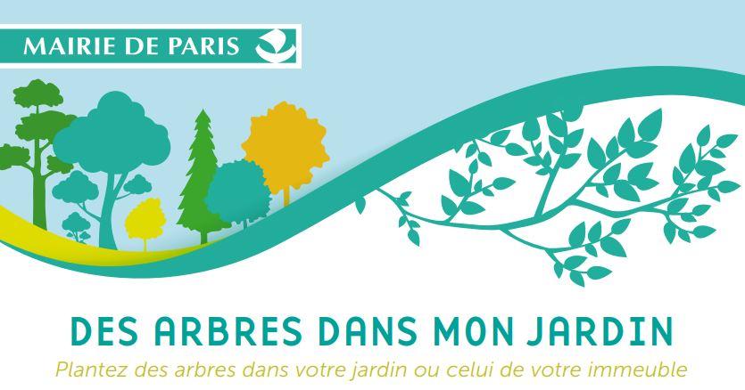 Arbres gratuits Paris