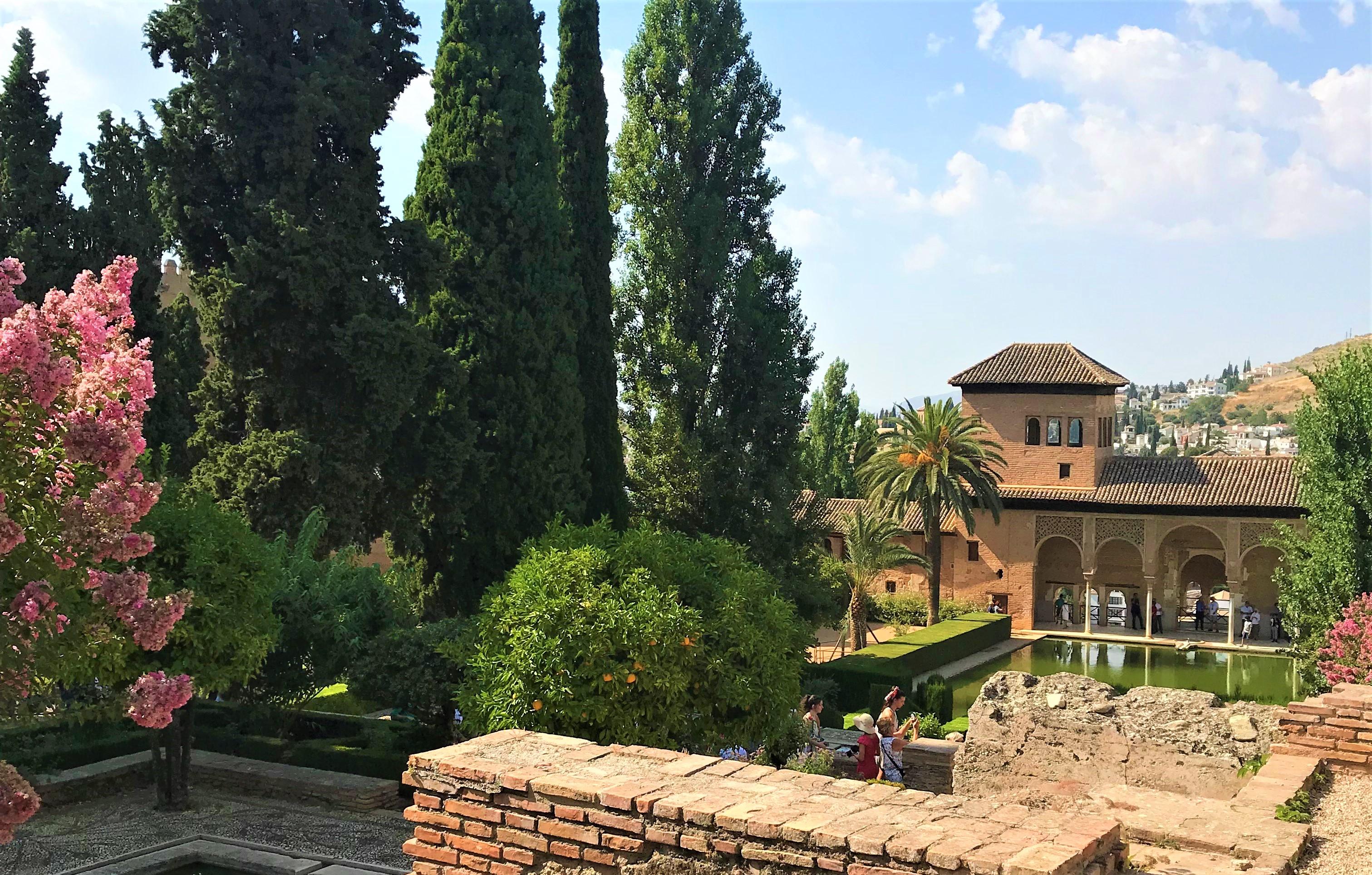 alhambra andalousie espagne 1