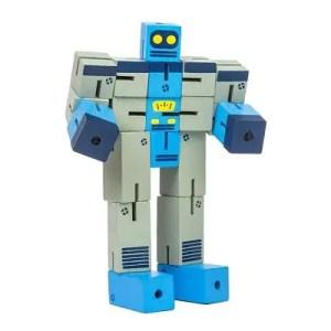 NATURE & DECOUVERTES – Puzzleman Robot