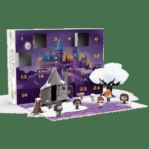 Figurines Pop – Calendrier de l'avent Harry Potter