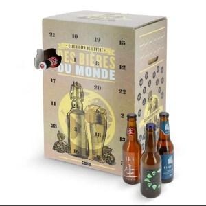 NATURE ET DECOUVERTES – CALENDRIER DE L'AVENT Bières du Monde 2018