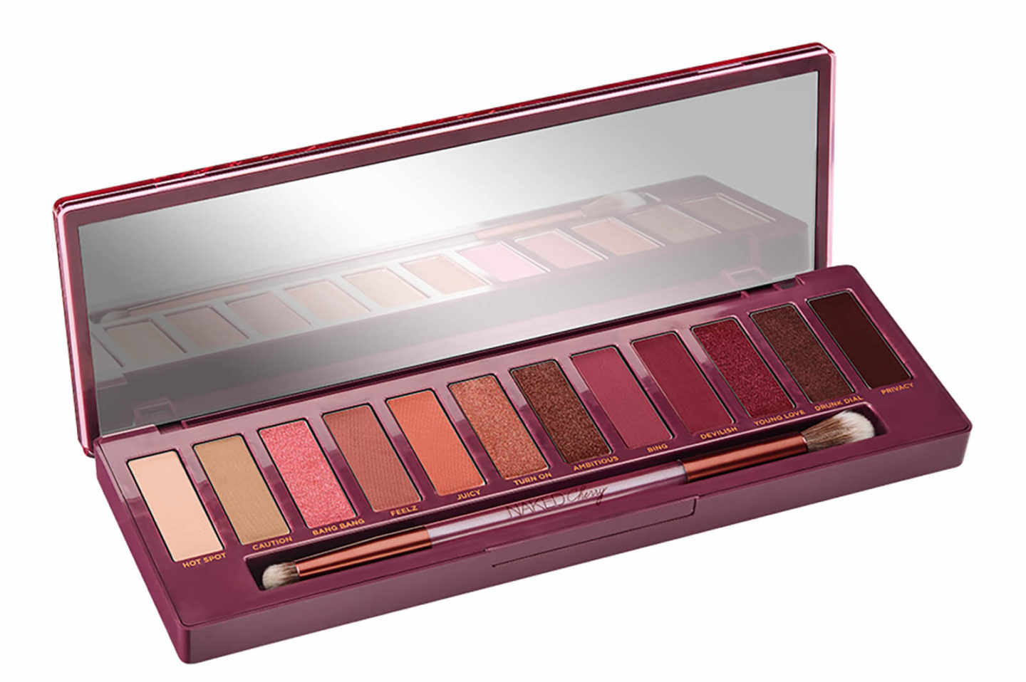 URBAN DECAY Palette Naked Cherry Palette