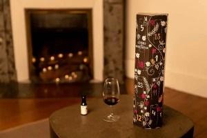 LA BOITE DU FROMAGER – Calendrier de l'avent dégustation vin
