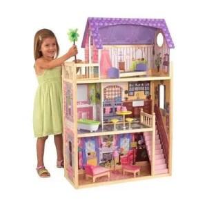 KIDKRAFT Maison de poupées en bois KAYLA