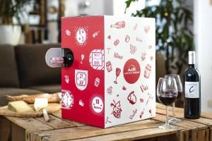 LA BOITE DU FROMAGER – Calendrier de l'avent vin
