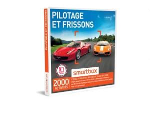 SMARTBOX – Pilotage et frissons