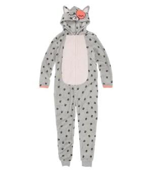 HEMA – Pyjama enfant combinaison chat