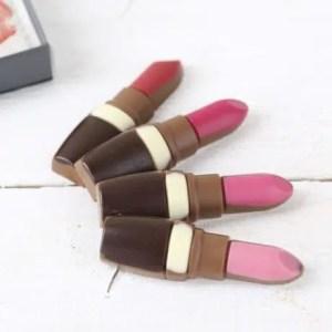 MAESTRO – Rouges à lèvres en chocolat (x4)