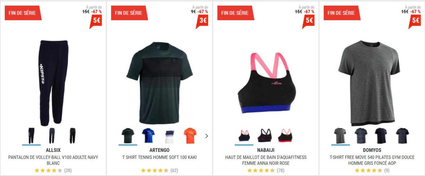 promotions decathlon