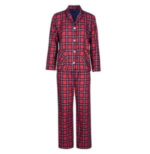 LINGERIE LE CHAT — Pyjama boutonné MAYFAIR 706
