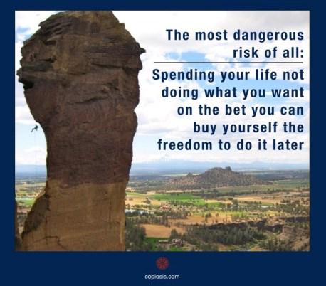 Dangerous Risk