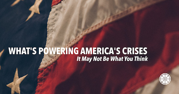 Samual Branch American crises FB blog