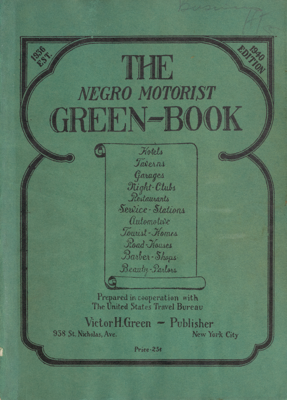 The_Negro_Motorist_Green_Book blog