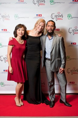 Copious Dance Theater 2014 Benefit Soirée Angela Dice Nguyen Kat Roman Victor Talledos