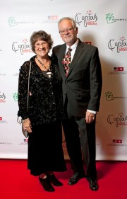 Copious Dance Theater 2014 Benefit Soirée Don Rowell and Janice Rowell