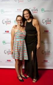 Copious Dance Theater 2014 Benefit Soirée Julia Schrogin and Ariel Feingold-Shaw