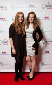 Copious Dance Theater 2014 Benefit Soirée Katie Steward and Alyssa Johnson