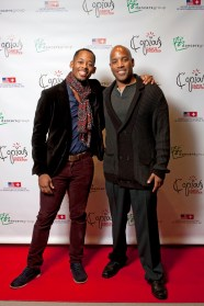 Copious Dance Theater 2014 Benefit Soirée Mark Otis and Arvejon Jones