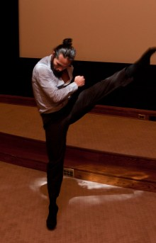 Copious Dance Theater 2014 Benefit Soirée Praeludium Victor Talledos