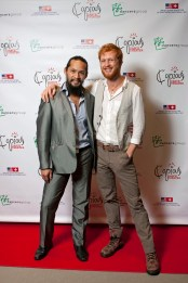 Copious Dance Theater 2014 Benefit Soirée Victor Talledos and Andrew Leathers