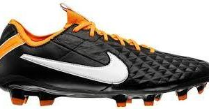 Black Nike Mercurial Soccer Boots