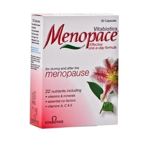 Menopace For Menopause Highly Effective For Menopause